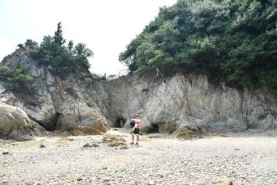 海中洞穴をついに発見!