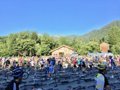 8月最後の日曜日に開催される「マウンテンサイクリングin乗鞍」