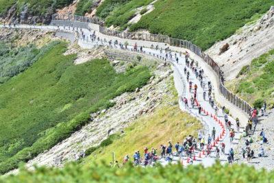 4000人近い参加者が駆け上がった乗鞍ヒルクライム