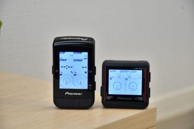 CA500とCA600の比較(表面)