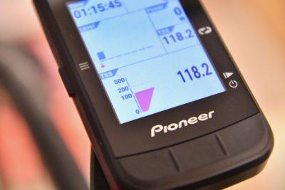 パイオニア新型GPSサイクルコンピューター「SGX-CA600」身体のコンディショニングに役立つTSS(トレーニング・ストレス・スコア)
