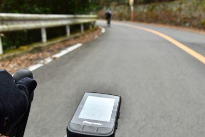 パイオニア新型GPSサイクルコンピューター「SGX-CA600」ライブパートナー機能を使ってみた コーチとパートナーがこれだけ離れても通信できた