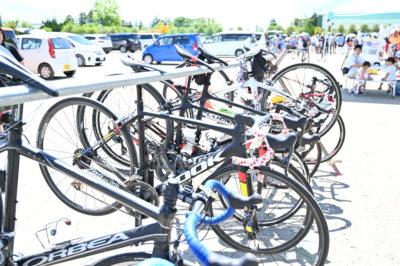サイクルイベントでもAlterLockを装着していれば安心できる