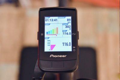 視覚的にパワーレベルを確認できるパイオニアSGX-CA600