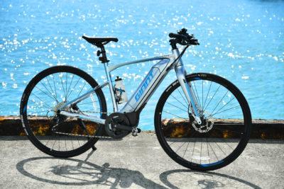 E-BIKEの普及がサイクリングの裾野を広げることになる